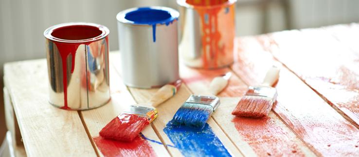 Разбираемся в симптомах отравления краской и почему это опасно