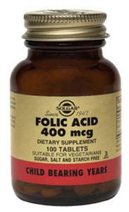 Фолиевая кислота: в чем ее польза и опасность передозировки