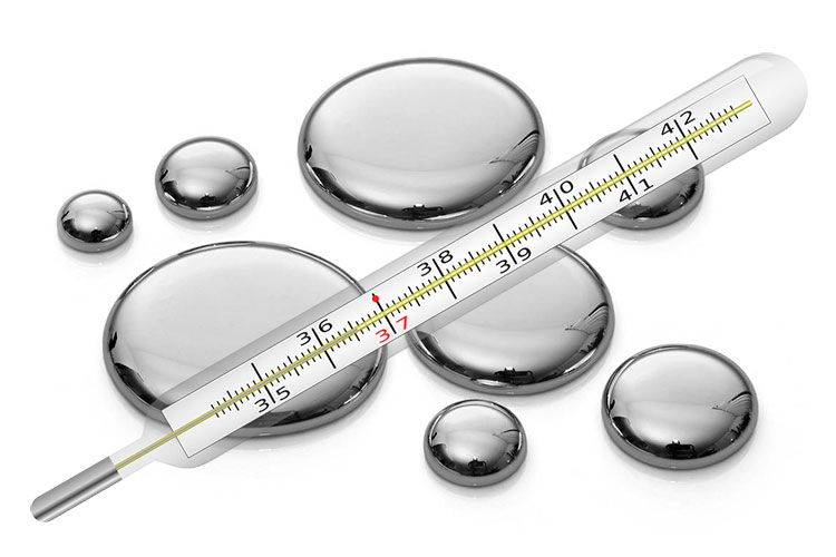 Ртутный градусник: оцениваем риск отравиться ртутью