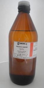 Серная кислота: ожоги и пары – в чем их опасность